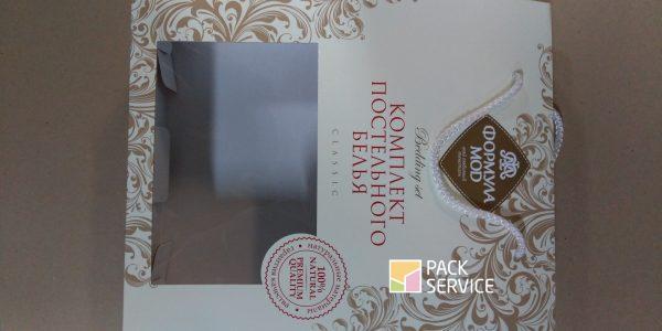 Самосборная коробка для комплекта